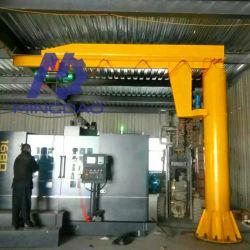 5t Slewing Fixed Column Mounted Portal Jib Crane