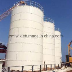 Haut de page principale la fabrication de silos de cendres volantes à fond plat