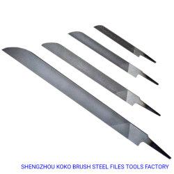 점 강철 파일을 날카롭게 하는 맨 위 두 배 커트 칼