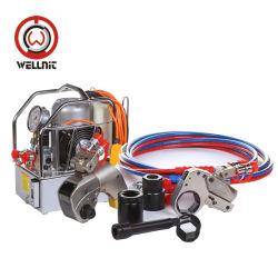 強大な鋼鉄手持ち型機械価格の軽量油圧トルクレンチ