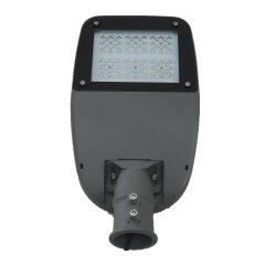 La alta calidad a bajo precio IP66 de aluminio + Vidrio excelente de acero de 5 años de garantía de la luz de la calle LED 40W