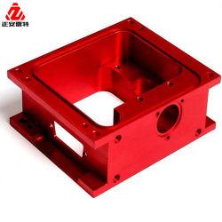 OEM-литье под давлением алюминия для механических деталей электродвигателя корпус