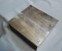 Aluminium warmteafleider/radiateur