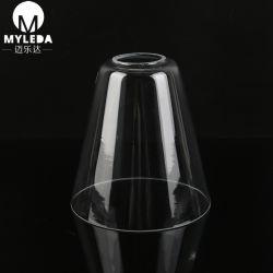 Ultra-Clear pendentifs Lampe en verre transparent de l'ombre décoratif