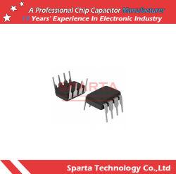 Tda2822m 2822 Tda2822 Sop8/DIP8は集積回路電力増幅器の二倍になる
