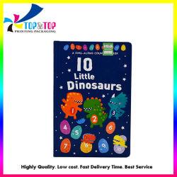 Полный текст книги в Интернете чтении Boardbook динозавров детей звуковой платы книги печать