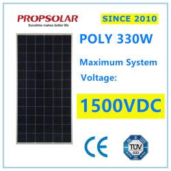 1500 В постоянного тока напряжение солнечной системы 330W высокое качество продукции по солнечной энергии