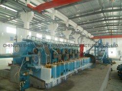 L'aluminium (alliage) et de laminage de coulée continue de la tige de ligne de production