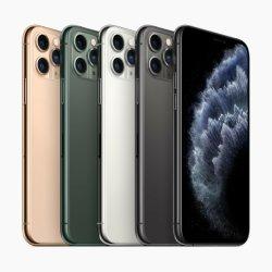 Smartphone all'ingrosso originale per il gioco massimo Smartphone GSM delle macchine fotografiche 4G HD di serie tre del telefono mobile 11 del telefono 11PRO ha sbloccato