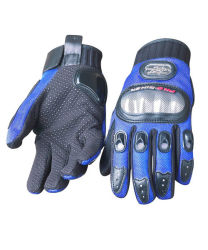 Mens-Motorrad-Handschuhe, die Motocross-im Freiensport-Handschuhe laufen