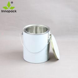 ChemicanのLeakproof使用法ハンドルが付いている5リットルの金属の缶