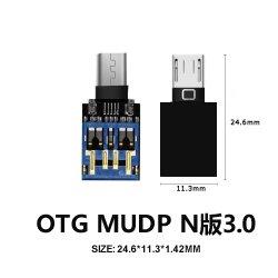 Микро початков 3.0 OTG микросхемы флэш-накопитель USB 8 ГБ 16ГБ 32ГБ Micro UDP3.0