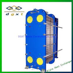 La placa y la junta del marco de Phe Intercambiador de calor en el calentador de agua, radiador de aceite