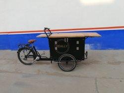 2019 популярных электрический мороженое кофе груза на велосипеде продовольственная корзина для продажи