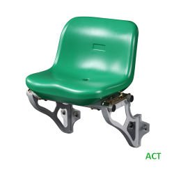 Longue durabilité protégé contre les UV Outdoor Sports Stadium coup sièges en plastique