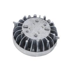 工場カスタムアルミ合金はダイカストの部品LED軽いハウジングのラジエーターを