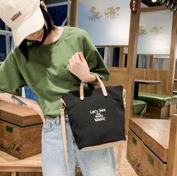 O desporto de lazer bolsas com alça longa sacola de lona Lady Bag
