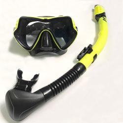 Tauchens-Schablonen-gesetzter Unterwasseratemgerät-Silikon-Tauchens-GerätSnorkel