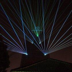 새로운 디자인 RGB 레이저 광을 자전하는 옥외 Laser 다이오드 30W