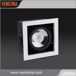 LED embutida no tecto LED de luz luz descendente de Grade