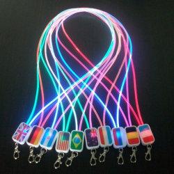 Sagole del LED per le macchine fotografiche dei telefoni delle cellule di Keychains di tasti degli adulti dei capretti