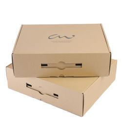 強いパッキング出荷の移動紙箱のボール紙のペーパー波形のカートン