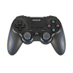 Senze Controlador inalámbrico nuevo juego para PS4 con Bluetooth
