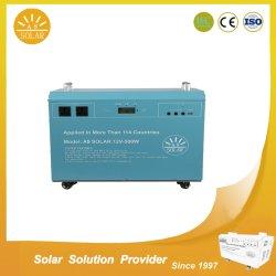 Продажи с возможностью горячей замены 500 Вт выкл Grid солнечной системы солнечных домашних систем