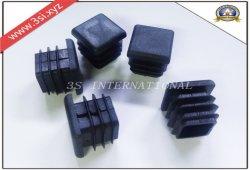 Hot Sale Bouchon de tuyau carré en plastique/couvercle pour le mobilier de la jambe et le tube/tuyau (YZF-E63).