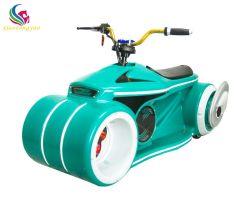 Auto Dodgem van de Bumper van de Motorfiets van de Rit van Kiddie van de Machine van het Spel van jonge geitjes de Elektrische