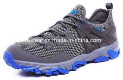 スニーカーの屋外のハイキングの靴(A11)を追跡する運動履物