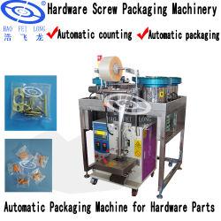 Automatische Befestigungsteil-Schrauben-zählenund packendes Gerät