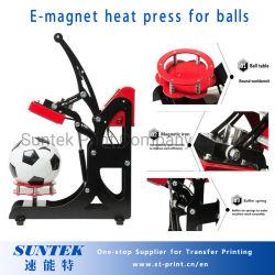 E-imán para las bolas de prensa de calor