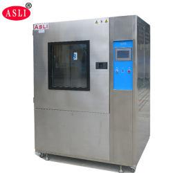 Nichtstandardisierter kundenspezifischer Hochdruckspray-Regen-Prüfungs-kastenähnlicher wasserdichter Prüfungs-Kasten-Schwingen-Stab-Wasserbeständigkeit-Prüfungs-Kasten