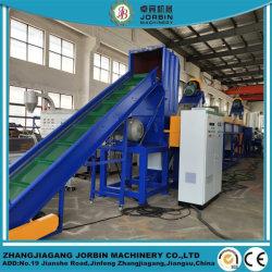 Residuos de Plástico PP PE HDPE LDPE BOPP bolsas tejidas Secador de cine y la máquina de reciclaje 500 kg/h