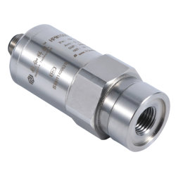 Sensor Op hoge temperatuur van de Druk van de Film van het boorgat de Hydraulische Sputterende