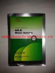 La vitamine ad3e de l'eau pour usage vétérinaire soluble avec GMP fabricant