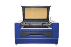 Zwei Köpfe 100W 130W CO2 Laser-Ausschnitt-Maschine für die hölzernen Fertigkeiten, die Acryl bekanntmachen