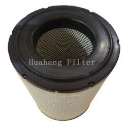 Rimozione del filtro dalla cartuccia pieghettata micron della macchina per la frantumazione del collettore di polveri