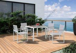 Сернокислый алюминий строп дерева подлокотник открытый обеденный стол и стулья