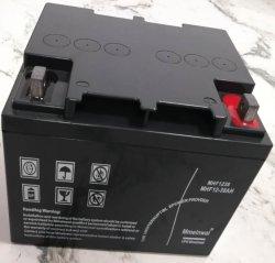 De Zure Batterij van het Lood SMF 12V 38ah voor Uitvoer van de Fabrikant van de Batterij van het Systeem van UPS of van de Batterij van Omschakelaars VRLA de Zonne naar Iran, India, Bangladesh, Afghanistan, Pakistan, Afrika