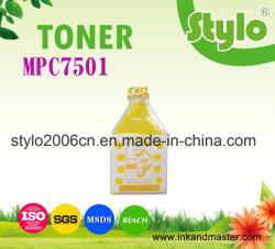 pièces de rechange MP C7501 du toner pour imprimantes pour MPC6501sp/MPC7501sp