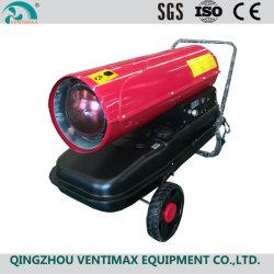 Máquina de calefacción, combustible, aceite diesel para invernadero
