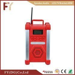 Los productos clásicos el ejercicio de 0810 altavoz portátil con radio FM para interiores y exteriores