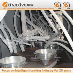 De Bespuitende Lijn van de TeflonDeklaag van de Apparatuur van machines voor Gebraden gerecht PanCookware