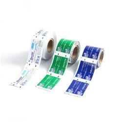 De de goedkope Etikettering van de Prijs/Druk van de Zijde/Heet het Stempelen Aluminium/de Plastiek Gelamineerde Buizen van de Tandpasta & Grondstof