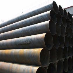 Dn200 SSAW gewundene Naht-Stahlrohr des großen Durchmesser-600mm für Wasserversorgung