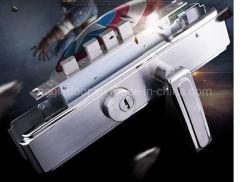 2019 Commerce de gros Commerce de détail Affichage de verrouillage du crochet de sécurité, serrure de porte en acier, serrure de porte de sécurité, serrure de porte en métal