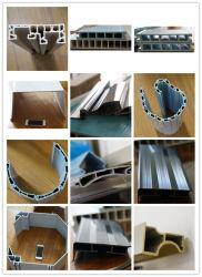 Produtos de extrusão de plástico de extrusão de PVC de Extrusão de plásticos