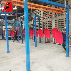 Revêtement en poudre Poudre de ligne Booth Four de séchage à haute température
